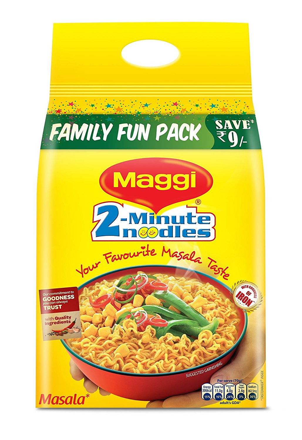 Maggi Magic Cubes